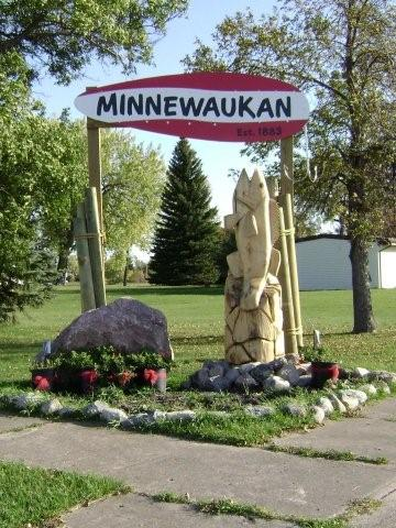 Welcome to Minnewaukan